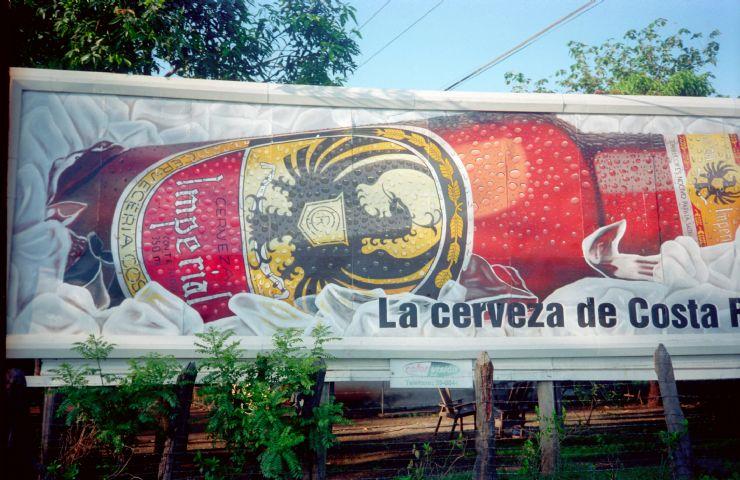 Imperial Beer - La Cerveza de Costa Rica