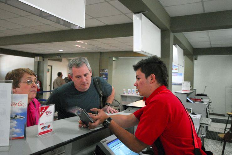 Juan Santamaria International Airport National Car Rentals