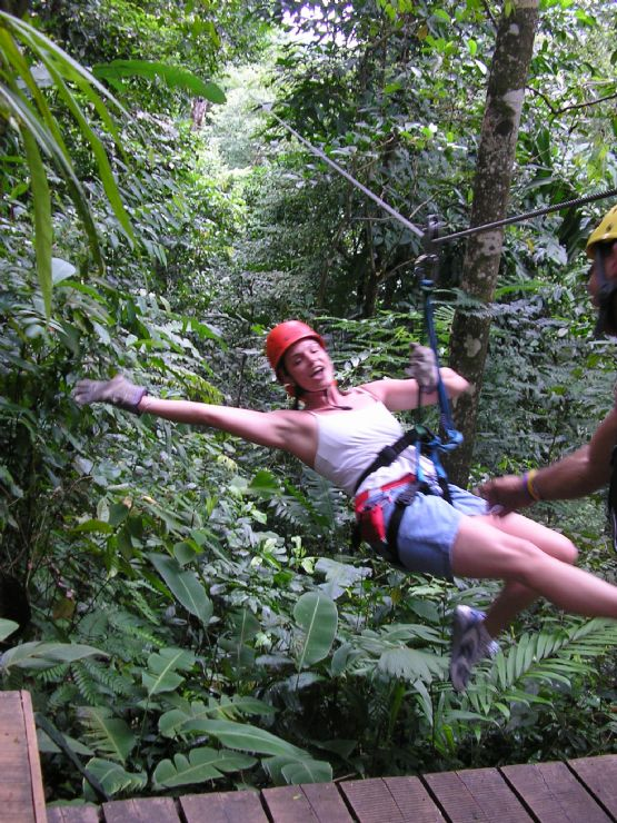 Canopy Tour in Manuel Antonio