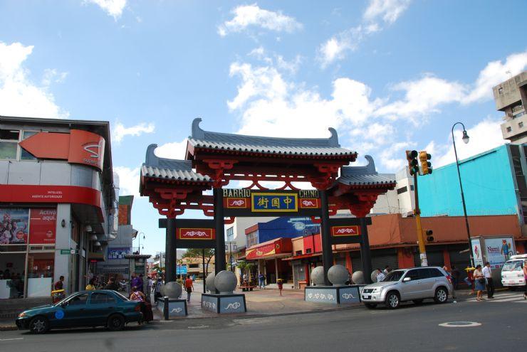 Chinatown In San Jose Photo Go Visit Costa Rica