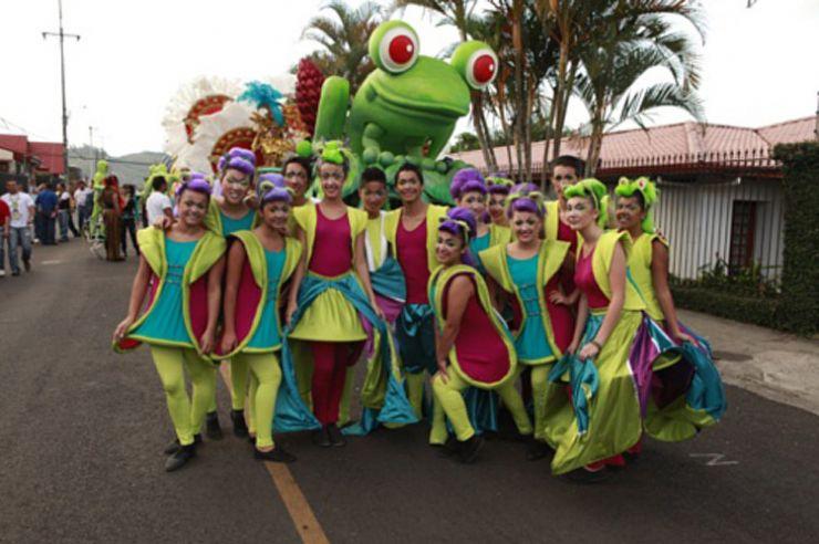 Palmares Fiestas Carnival