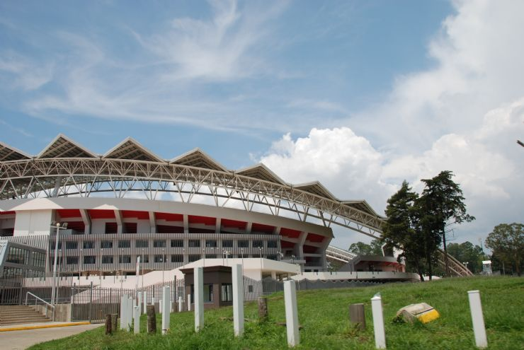 National Stadium inside La Sabana Park