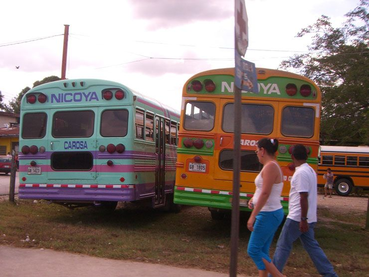 Nicoya Bus Station