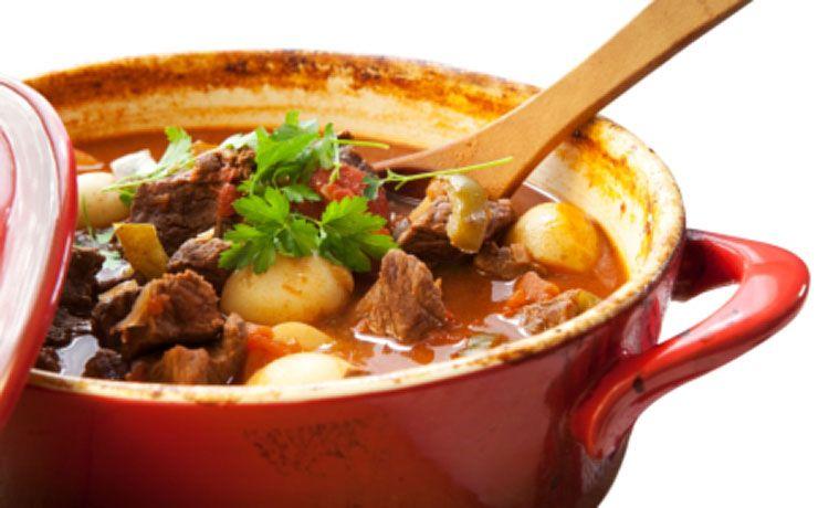 Olla de Carne a delicious Costa Rican stew