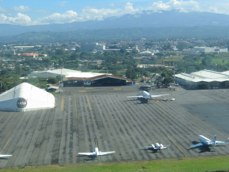 San Jose International Airport (Juan Santamaria), Alajuela Costa