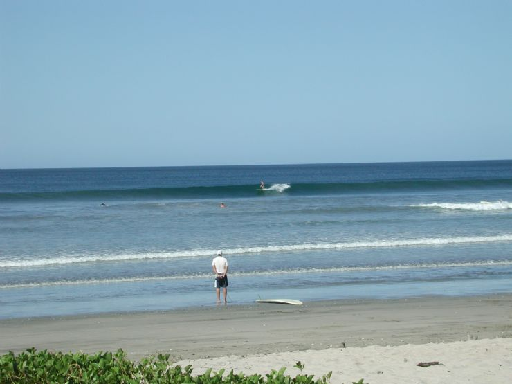 Fun Surf at Tamarindo Beach