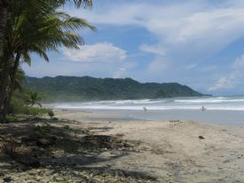Afternoon Surf Session - Mal Pais, North Puntarenas