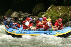 White Water Rafting on the Pacuare River - Puerto Viejo de Sarapiqu�, Heredia
