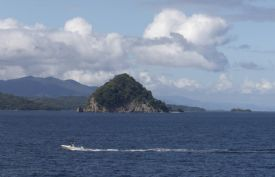 Guayabo Island Biological Reserve in the Nicoya Gulf - Guayabo Island Biological Reserve, North Puntarenas