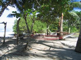 Hammocks on Mal Pais Beach - Mal Pais, North Puntarenas