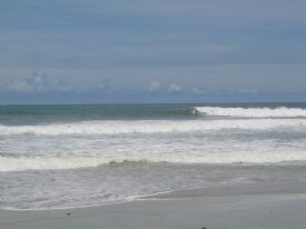 Surfing at Playa Carmen - Mal Pais, North Puntarenas