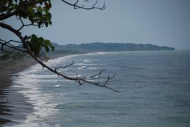 Waves at Playa Hermosa - Playa Hermosa, North Puntarenas