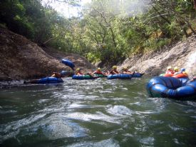 White Water Tubing on the Rio Negro - Rinc�n de la Vieja National Park, Guanacaste