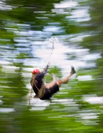Canopy Tour / Zip-line in Manuel Antonio, out of this world! - Manuel Antonio, North Puntarenas