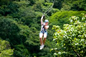 Canopy Tour / Zip Line in Turrialba - Turrialba, Cartago