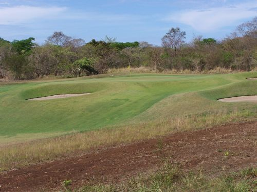 Hacienda Pinilla 10th Hole