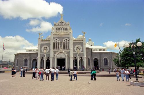 Main Church in Cartago