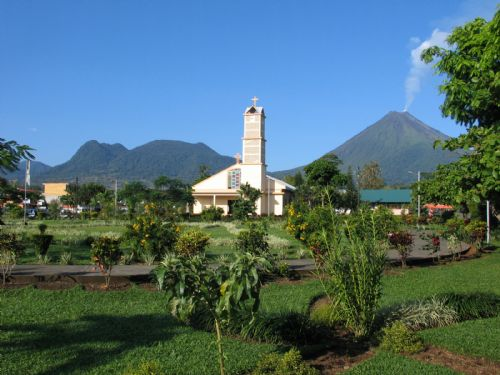La Fortuna De San Carlos Costa Rica City Guide Go