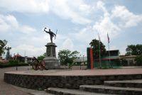 Costa Rica National Hero Juan Santamaria