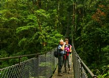 M�stico Arenal Hanging Bridges Park