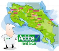 Adobe Rent a Car - Airport - Liberia