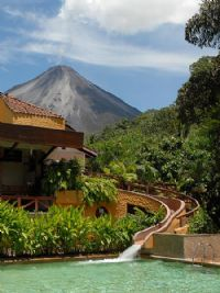 Welcome to Tabacon Hot Springs Resort & Spa