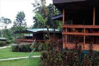 Chachagua Rainforest Lodge main Building