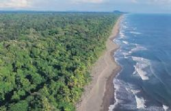 Central Pacific Coast of Costa Rica
