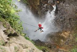 Canyoning at Pure Trek Adventures