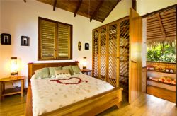 Master Bedroom at Villa Toucan