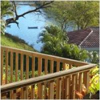 Balcony from Bungalow at Hilton