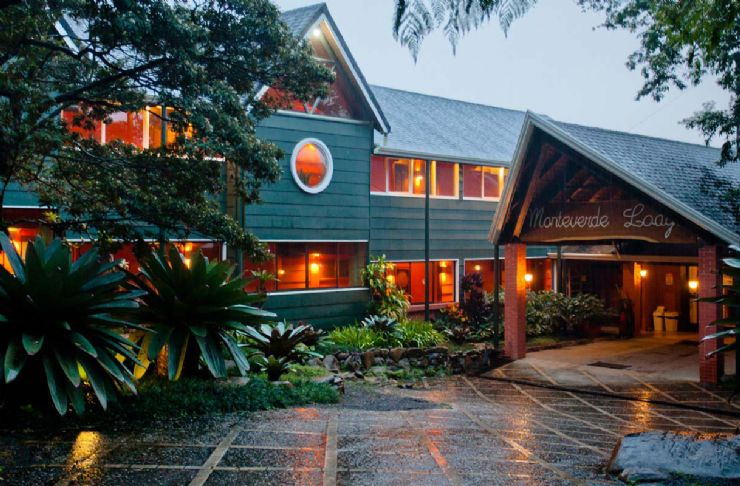 Monteverde Lodge & Gardens next to the beautiful Cloud Forests of Monteverde