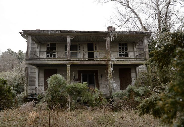 Creepy Abandoned Villa