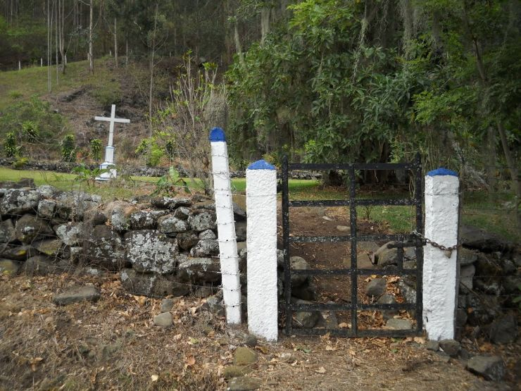 Cartago Old Spanish Cemetery