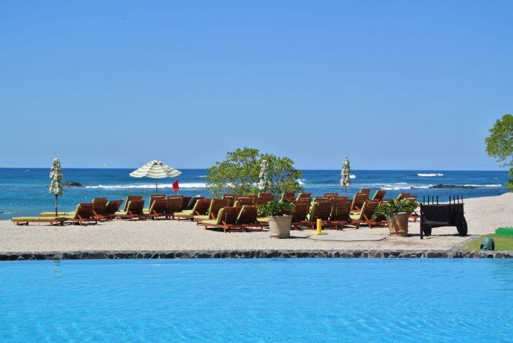 Amazing Ocean view from JW Marriott Guanacastes Pool