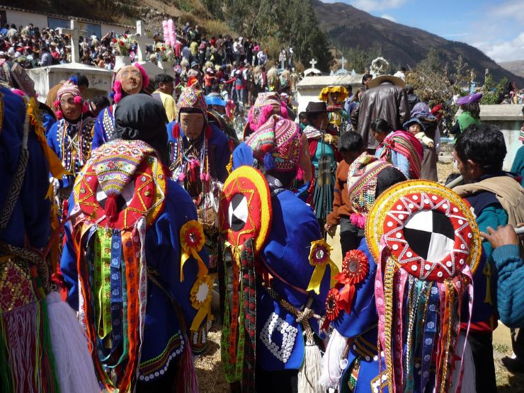 Paucartambo Celebration in Peru