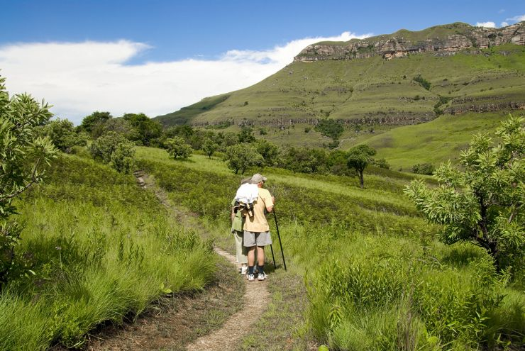 Hiking Trail, South Africa