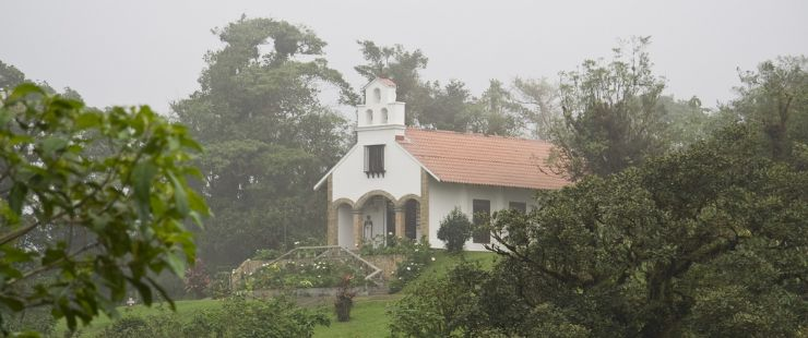 Wedding Chapel in San Ramon, Costa Rica