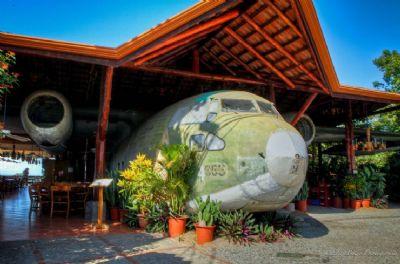 El Avion Restaurant Manuel Antonio
