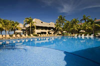 Family-friendly and adult-approved Flamingo Beach Resort