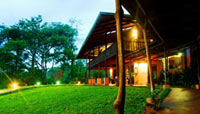 Eco-friendly hotels in Costa Rica's lowlands