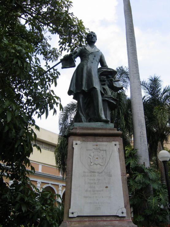 Costa Rica's Military Abolition History - Javi's Travel Blog - Go ...