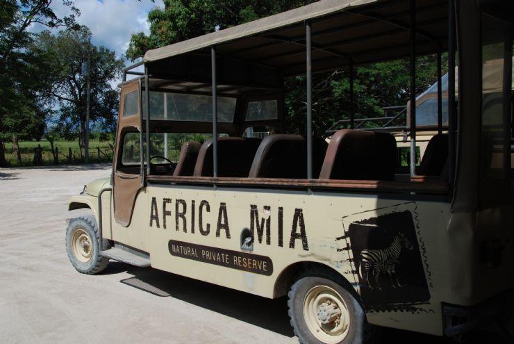 Africa Mia Jeep
