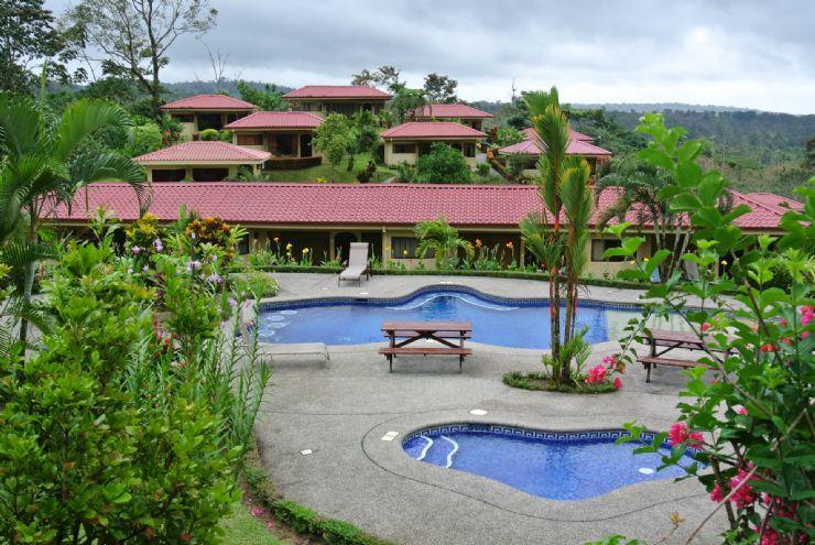 Arenal Volcano Inn, la Fortuna, San Carlos