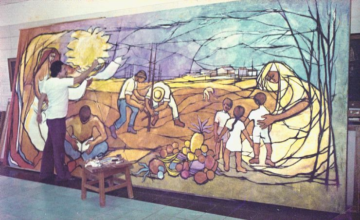 Costa Rica Famous Paintings