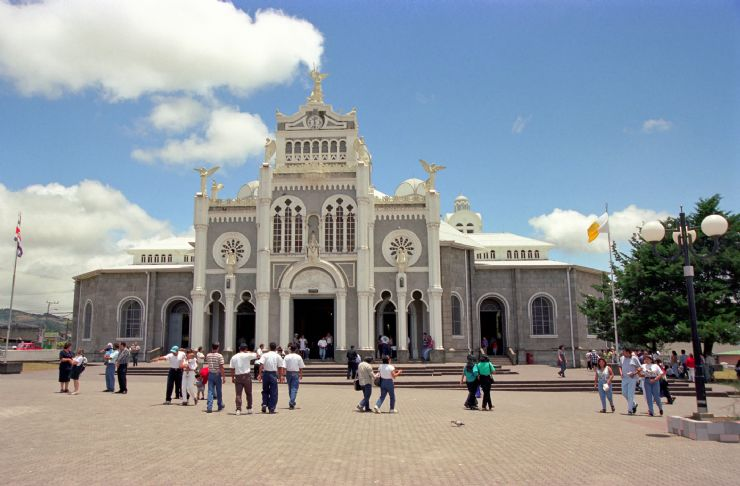 Basilica de Los Angeles Church