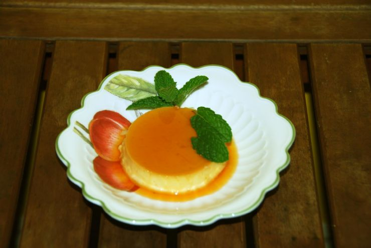The 9 most popular foods in costa rica javis travel blog go delicious caramel home made flan jaco forumfinder Gallery