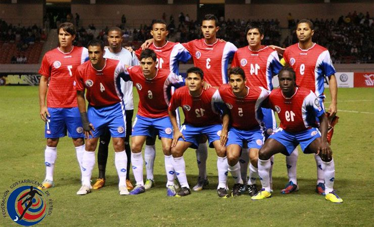 Costa Rica Gears Up For A Soccer Match Against United