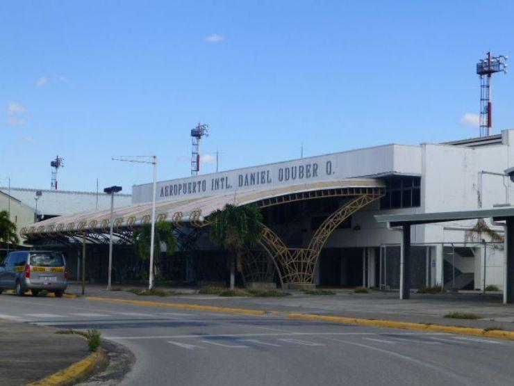 Daniel Oduber Intl. Airport main terminal, Liberia