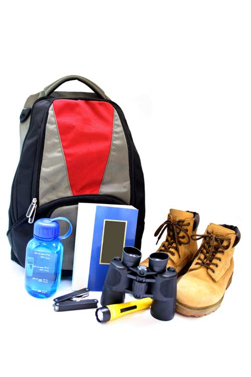 Daypack Equipment